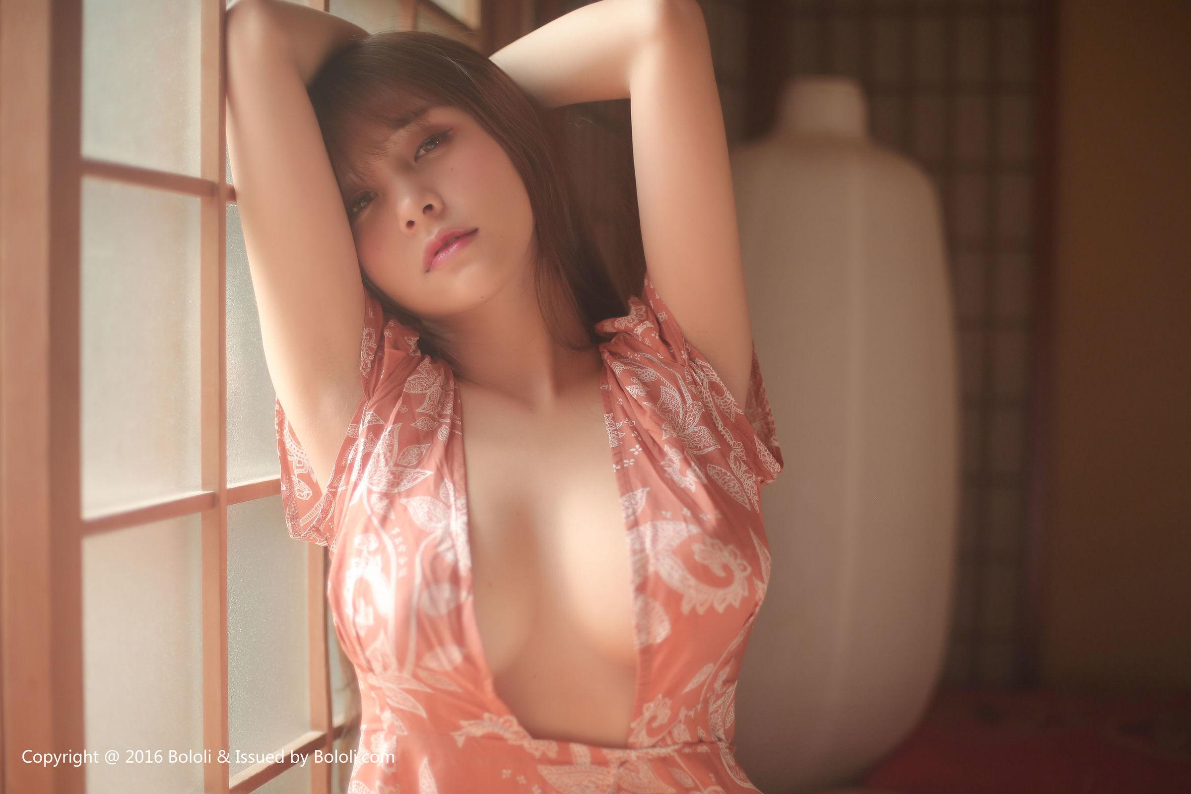 [Bololi波萝社] BOL.089 夏美酱 - 芭蕾舞少女 丝袜美图[47P]