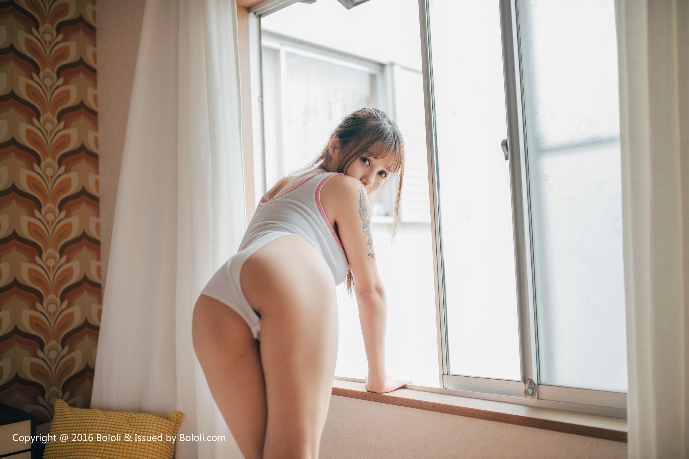 [Bololi波萝社] BOL.099 夏美酱 - 夏美的可爱性感[57P]