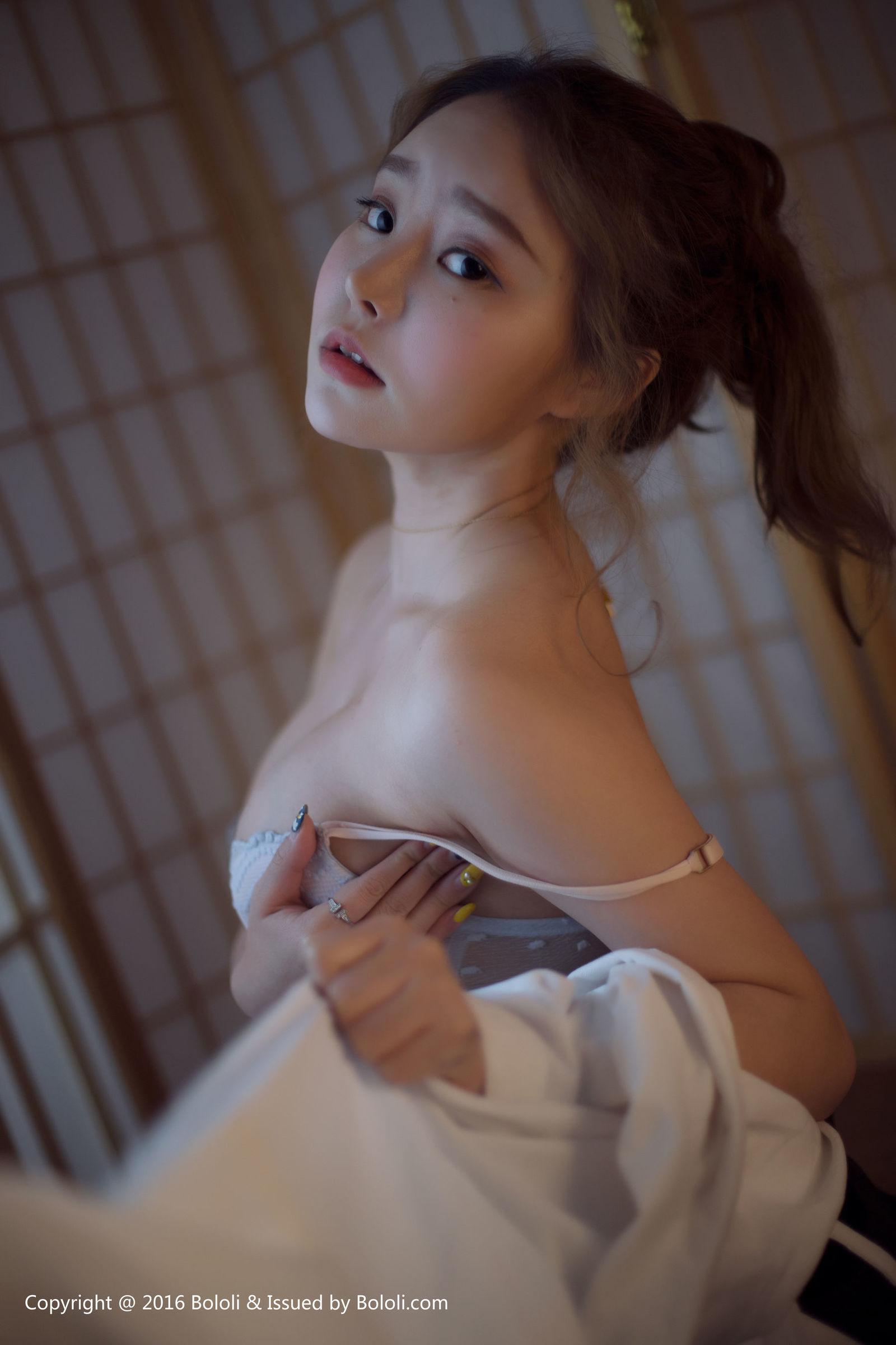 [BoLoli波萝社] BOL135 柳侑绮 - 剣道の女 丝袜美图[25P]