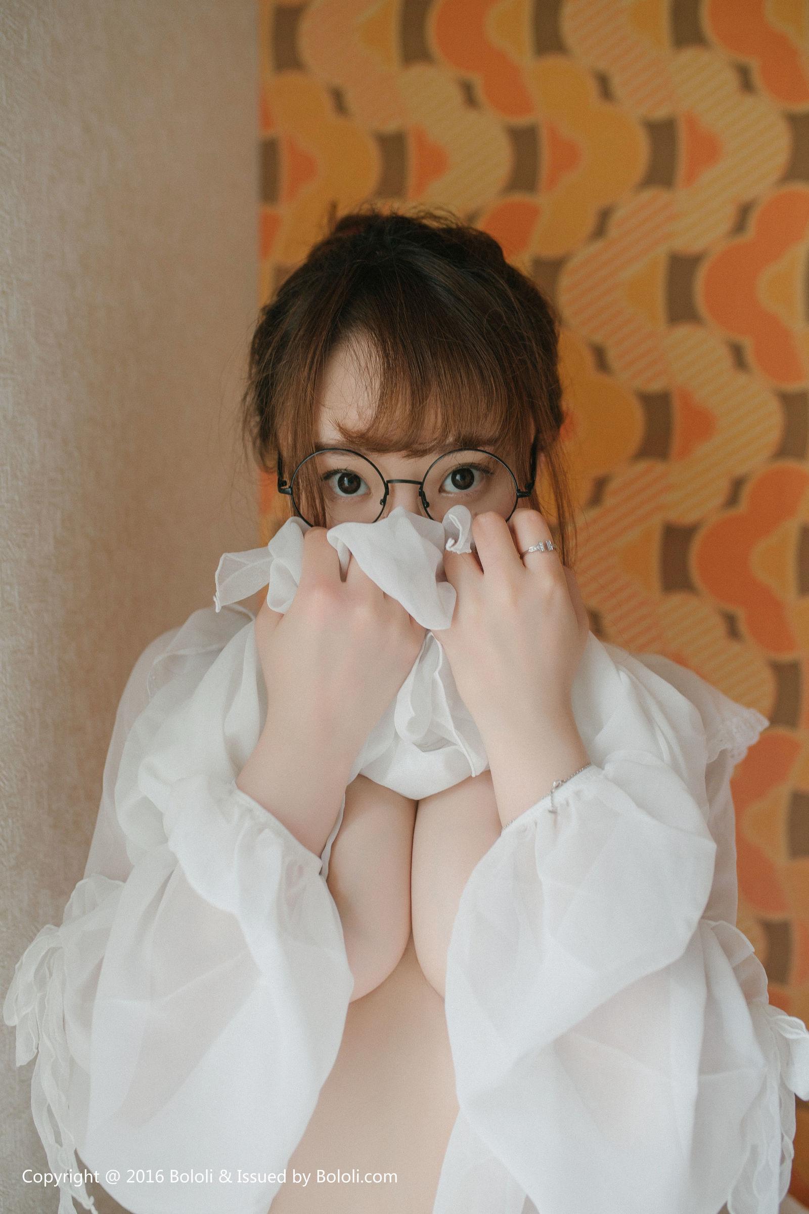 [Bololi波萝社] BOL.097 柳侑绮 - 七宝的哇卡伊日常 丝袜美图[65P]