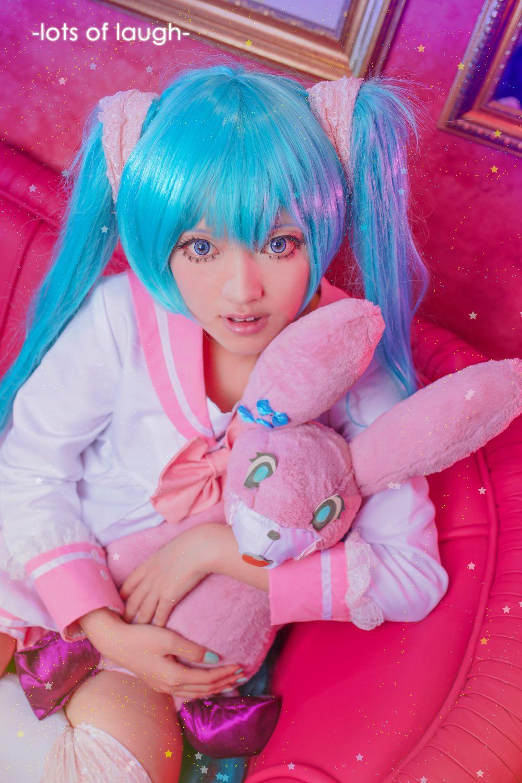 [CosPlay] 两组可爱兔女郎图片合辑[23P]
