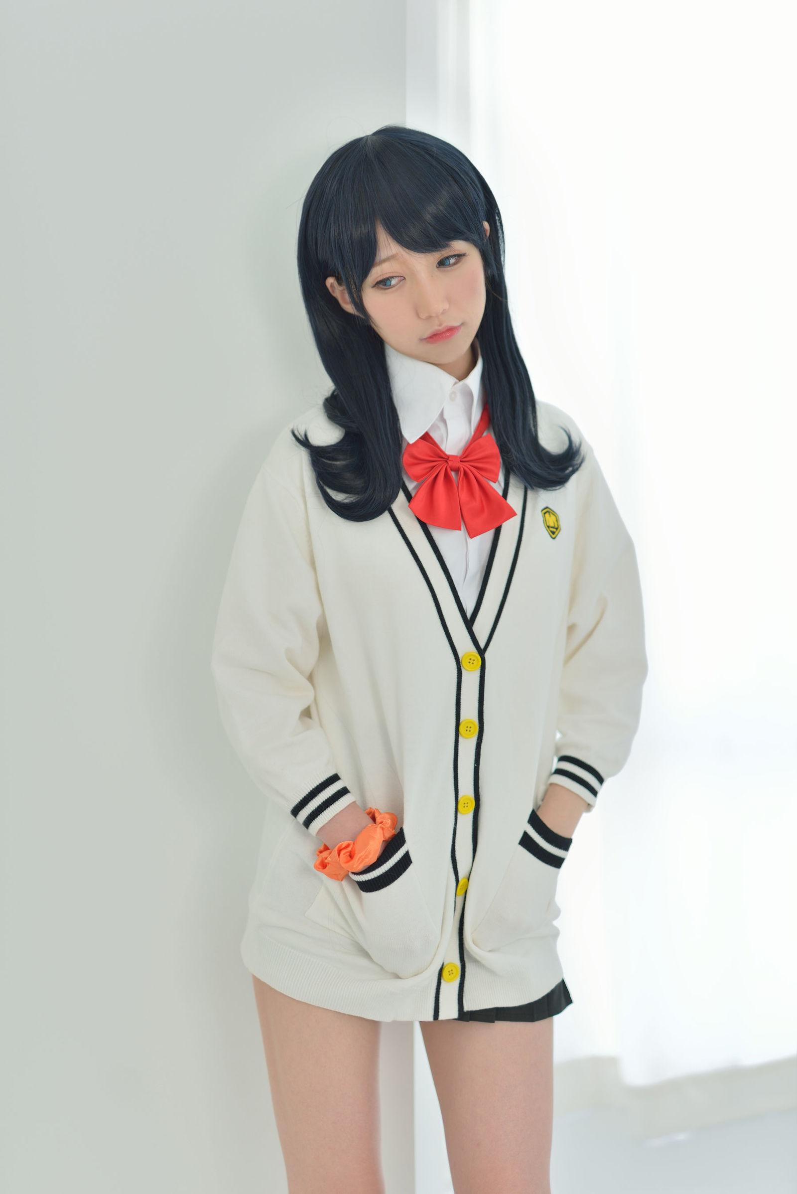 [CosPlay美女] NAGISA魔物喵 - 宝多六花 [68P]