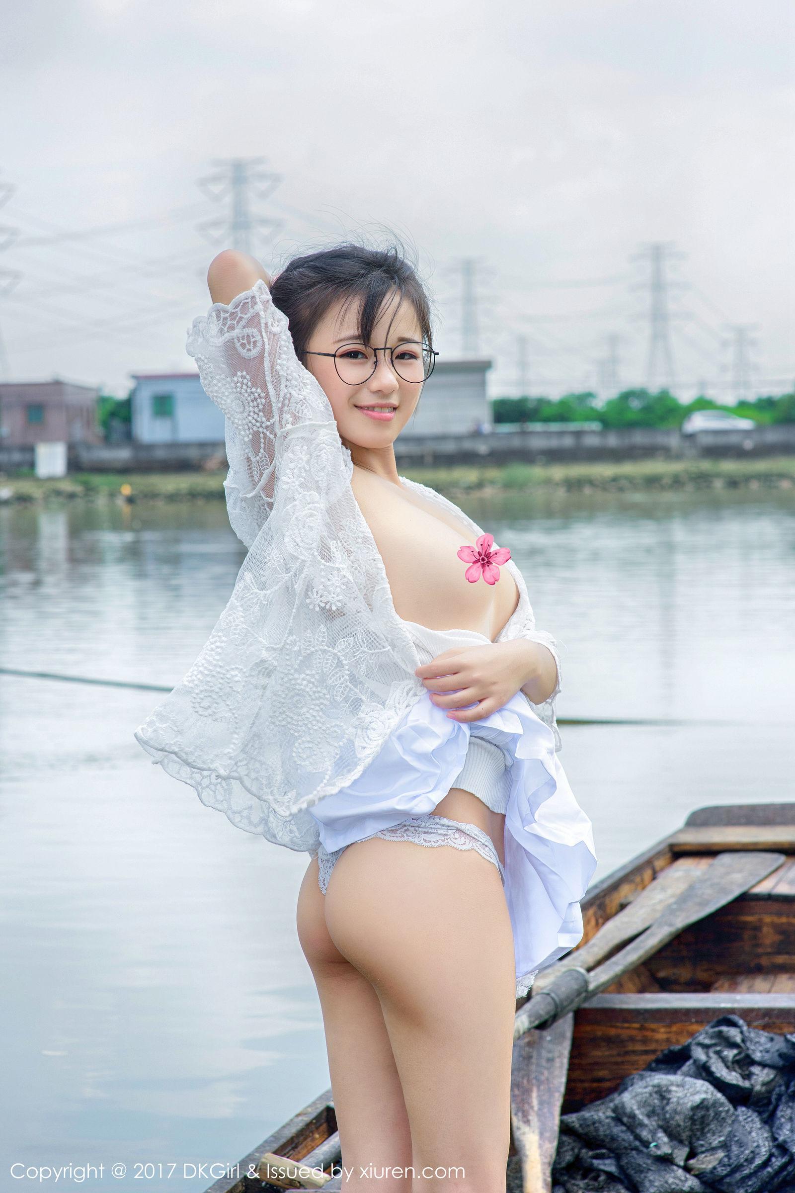 [DKGirl御女郎] VOL.051 仓井优香 - 低涌之夏主题写真[56P]