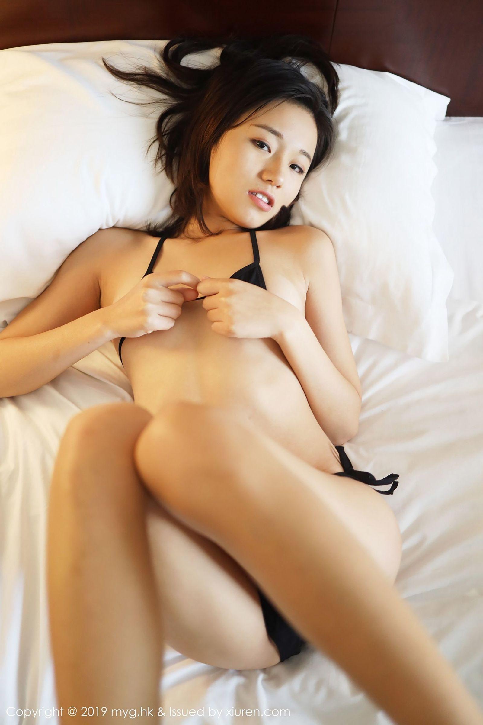 [MYGIRL美媛馆] Vol.351 清甜妹子@仓井优香兔耳装丝袜美图[47P]