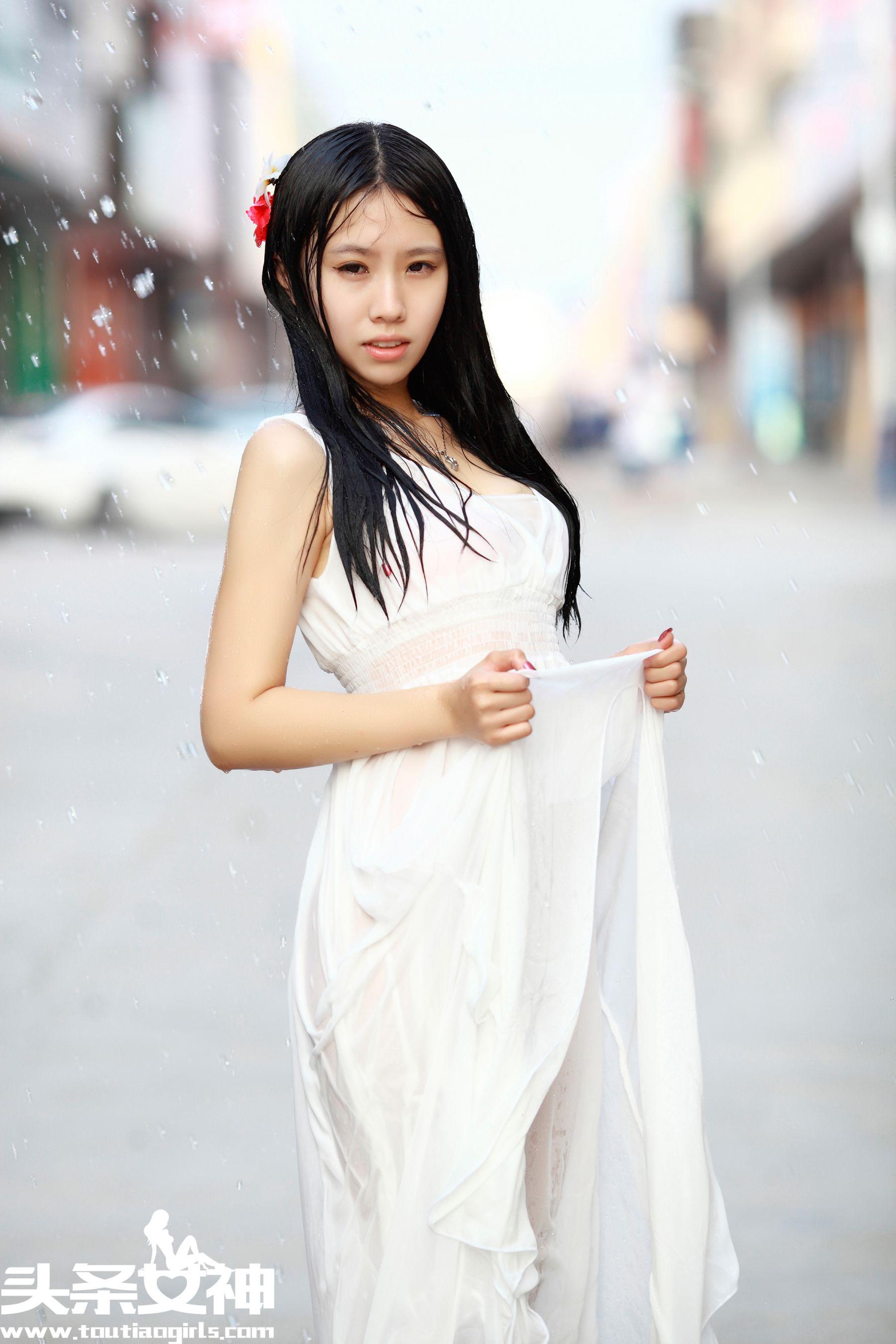 [TouTiao头条女神] No.087 琪琪 - 异域萝莉[43P]