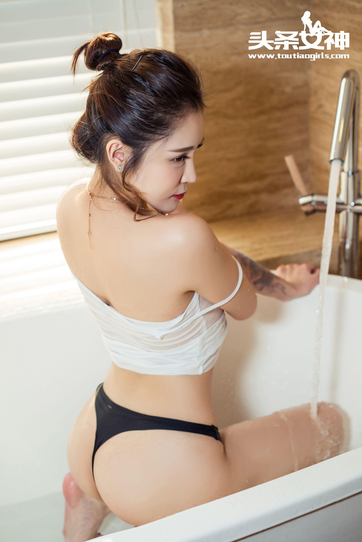 [TouTiao头条女神] No.039 王一涵 - 在宇宙中呼唤呼唤爱 [43P]
