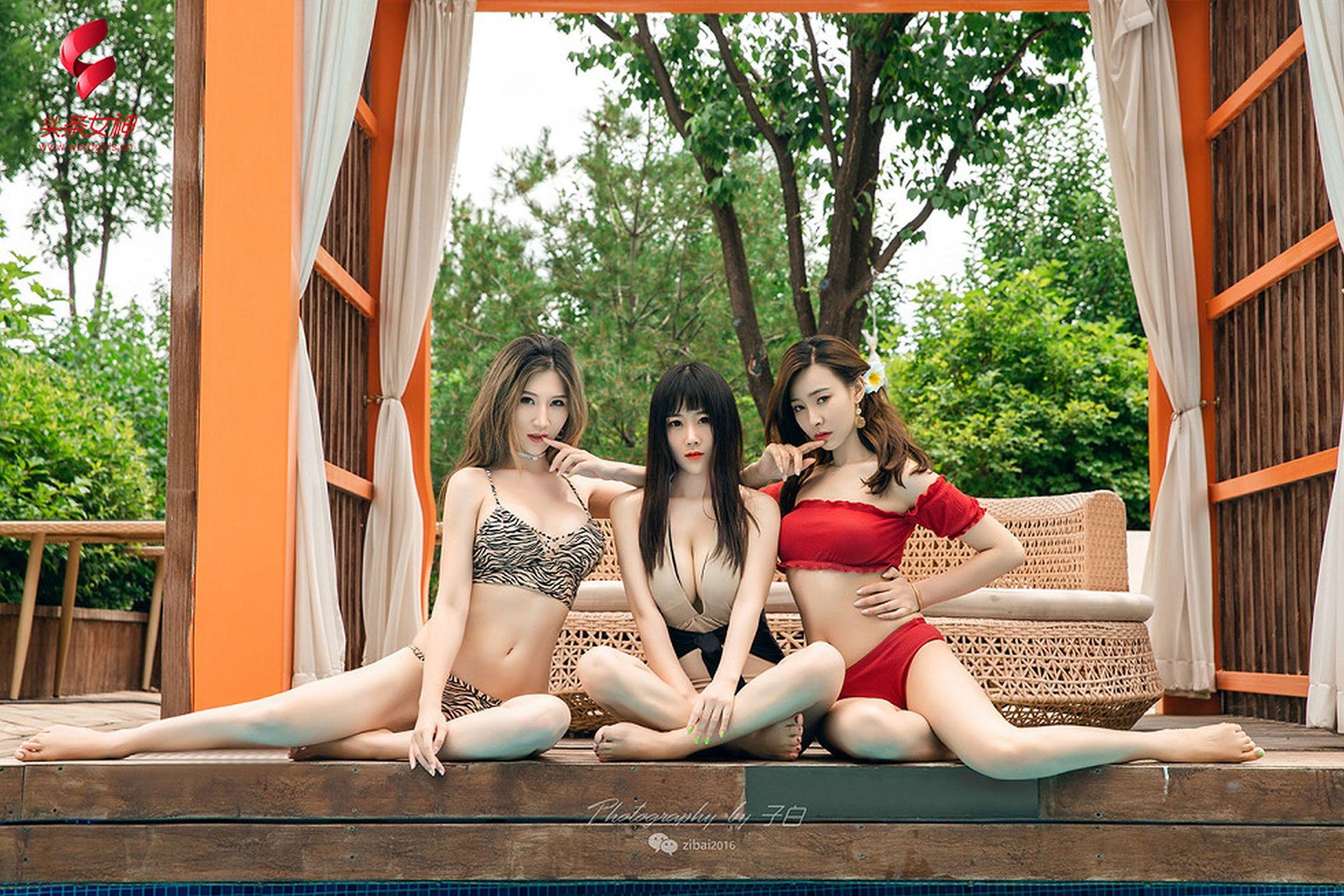 [TouTiao头条女神] 玄子 - 时光留夏[24P]