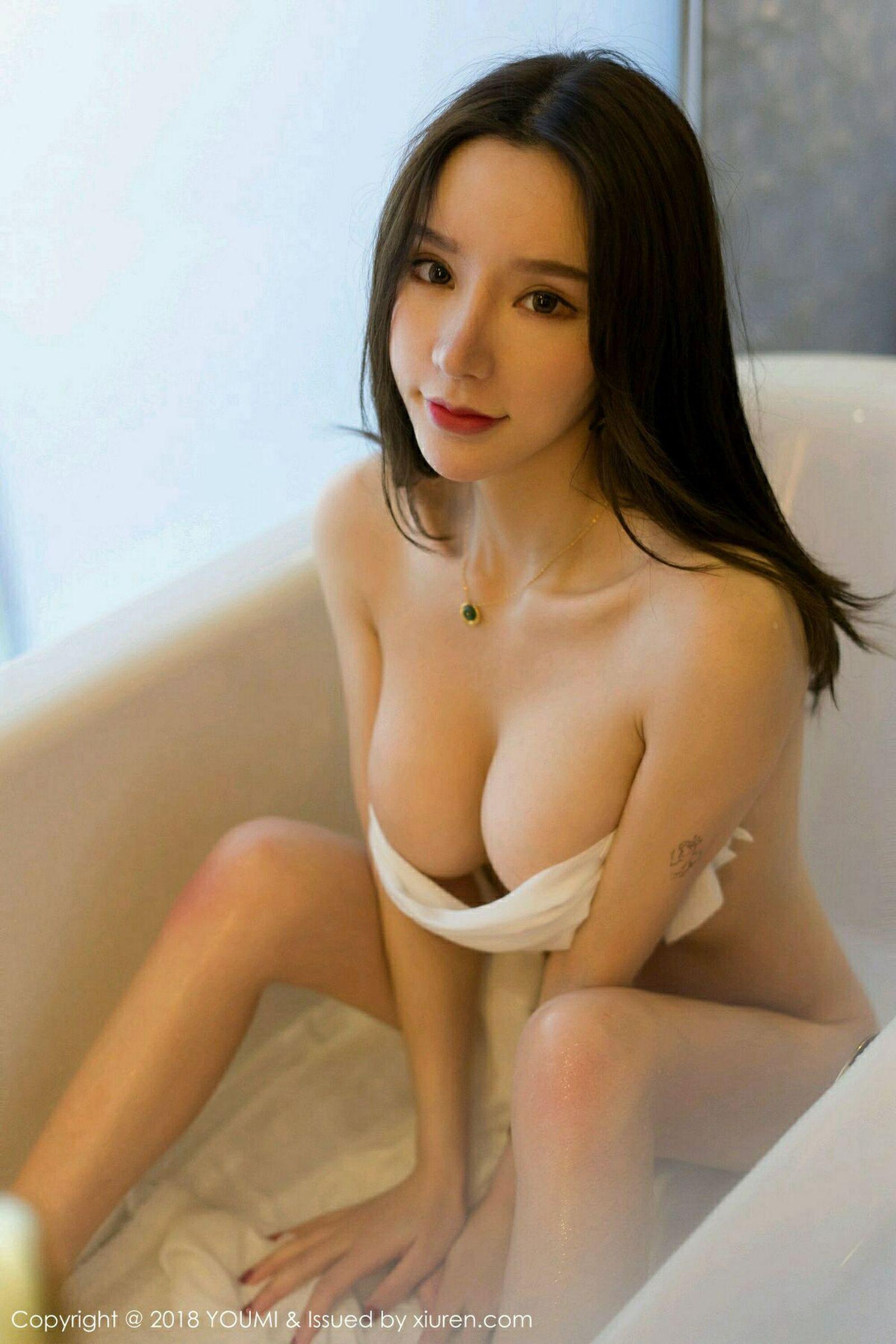 [YouMi尤蜜荟] Vol.178 周于希 - 浴室魅惑丝袜美图[44P]